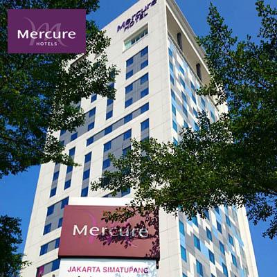 Mercure Jakarta Simatupang   Save up to 40% • Jakarta - Indonesia
