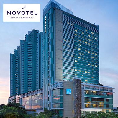 Novotel Jakarta Gajah Mada   Save 34% • Jakarta - Indonesia