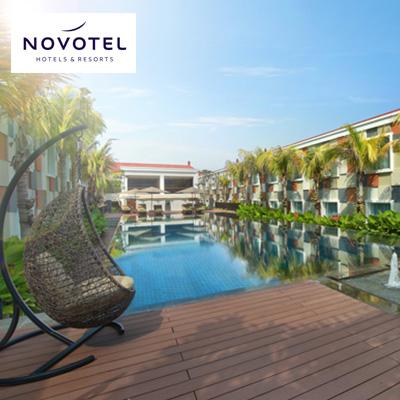 Novotel Bali Ngurah Rai Airport   Save 20% • Bali - Indonesia