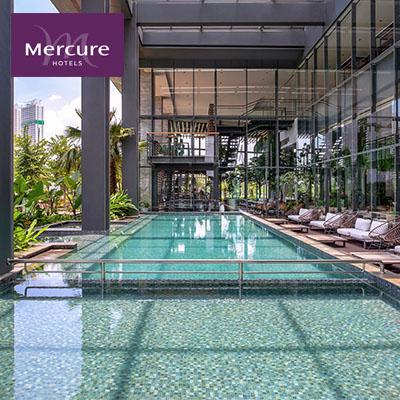 Mercure Tangerang BSD City   Save 45% • Tangerang - Indonesia