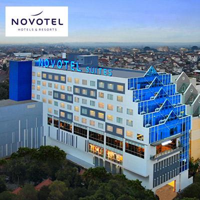 Novotel Suites Yogyakarta Malioboro   Save 20% • Yogyakarta - Indonesia