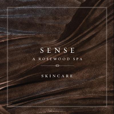 Sense, A Rosewood Spa Skincare