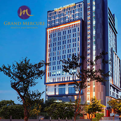 Grand Mercure Surabaya City   Save 30% • Surabaya - Indonesia