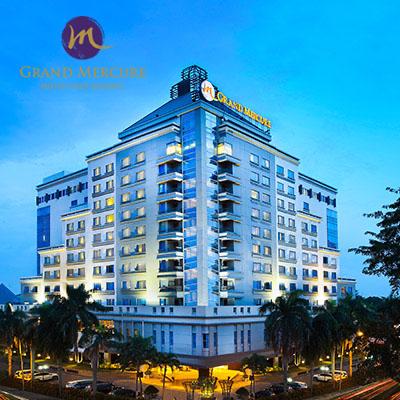 Grand Mercure Medan Angkasa   Save 20% • Medan – Indonesia