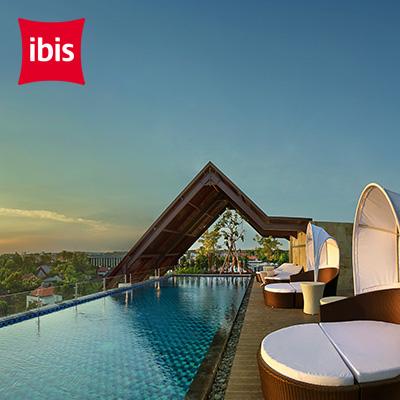 ibis Bali Legian Street | Save 20% • Rp 425,000