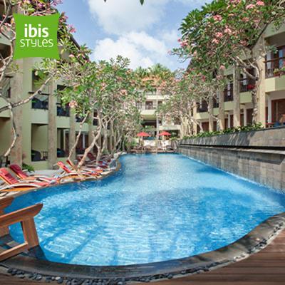 ibis Styles Bali Legian | Save 25% • Rp 380,000