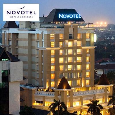 Novotel Semarang   Save 30% • Semarang - Indonesia