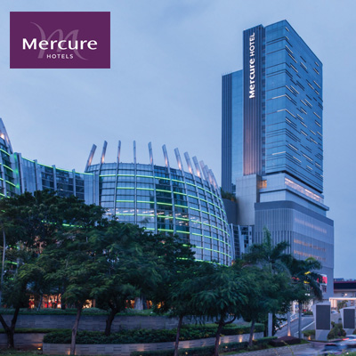 Mercure Jakarta Pantai Indah Kapuk   Save 35% • Jakarta – Indonesia