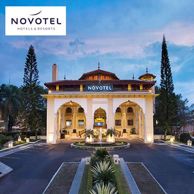 Novotel Bukittinggi   Save 20% • Bukittinggi – Indonesia