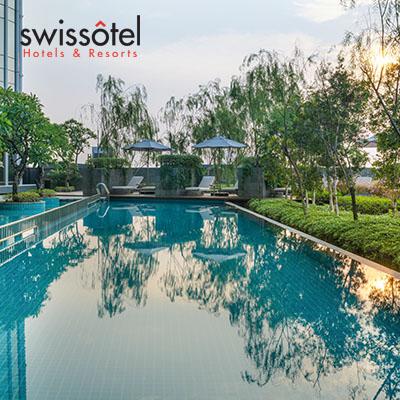 Swissôtel Jakarta PIK Avenue   Save 32% • Jakarta – Indonesia