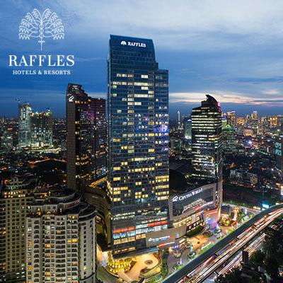 Raffles Jakarta   Save 20% • Jakarta - Indonesia