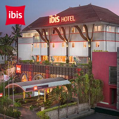 ibis Bali Kuta   Save 37% • Bali – Indonesia