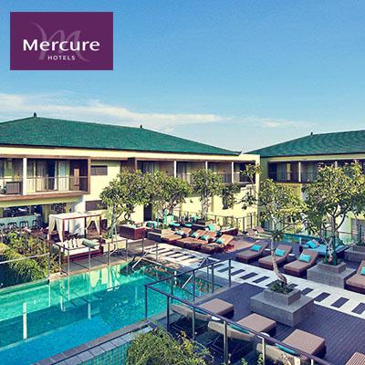 Mercure Bali Legian | Save 50% • Rp 555,995