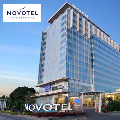 Novotel Makassar Grand Shayla   Save up to 20% • Makassar – Indonesia