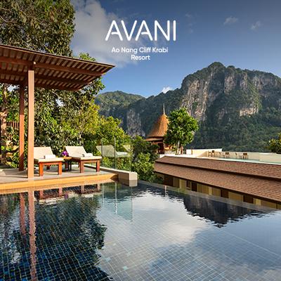 Avani Ao Nang Cliff Krabi Resort | Starting from THB 1,699