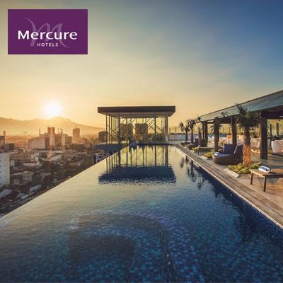 Mercure Bandung City Centre | Save up to 50% • Bandung – Indonesia