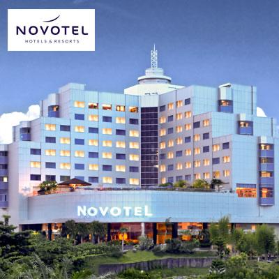 Novotel Balikpapan   Save up to 20% • Balikpapan – Indonesia