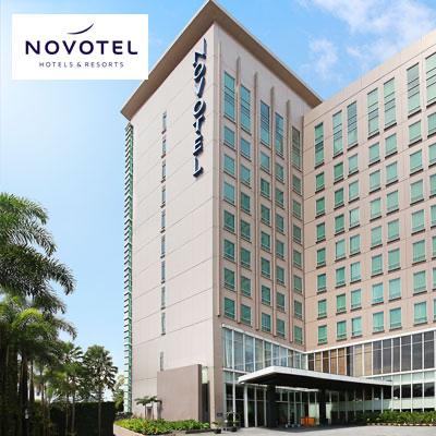 Novotel Bandung   Save up to 40% • Bandung – Indonesia