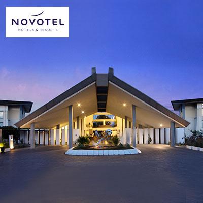 Novotel Manado Golf Resort & Convention Center   Save up to 20% • Manado – Indonesia