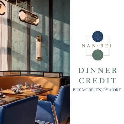 Nan Bei Dinner Credit