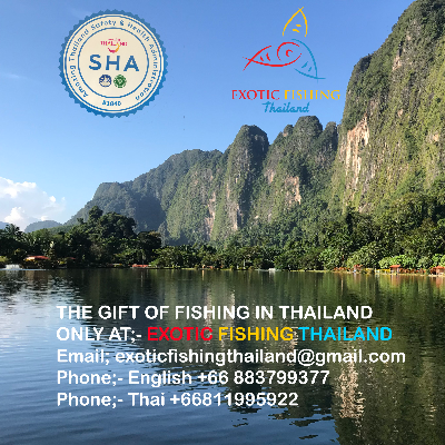 THE GIFT OF FISHING IN THAILAND