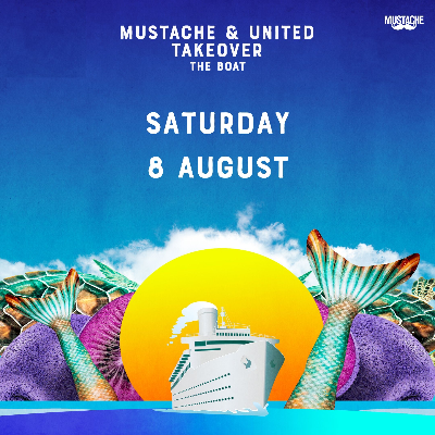 Mustache & United Takeover The Boat