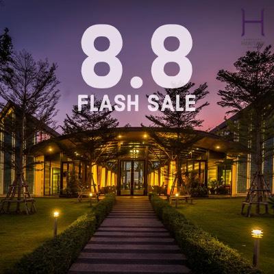FLASH SALES 8.8 BANGSAEN HERITAGE HOTEL