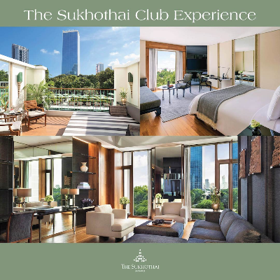 The Sukhothai Club Experience