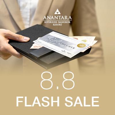 Flash Sale 8.8 | Trader Vic's Bangkok at Anantara Riverside Bangkok