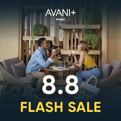 Flash Sale 8.8 | Skyline at Avani+ Riverside Bangkok Hotel