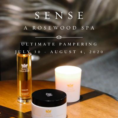 Ultimate Pampering at Sense, A Rosewood Spa