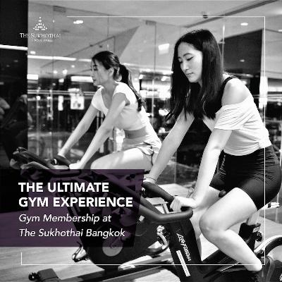 Gym Membership at The Sukhothai Bangkok