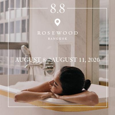 8.8 at Rosewood Bangkok