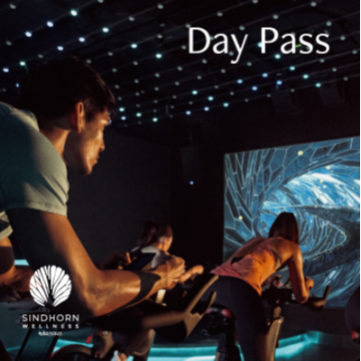 8.8 Day Pass for Unlimited Fitness Studio Class