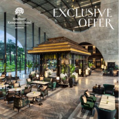 8.8 Exclusive Room and Suite Offer