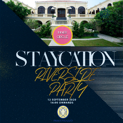 Inner Circle Staycation Riverside Party