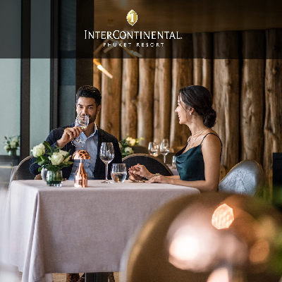 Exclusive Credit Voucher  |  InterContinental® Phuket Resort