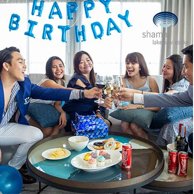 Shama Lakeview Asoke | Party Without Boundaries