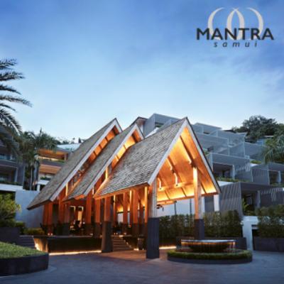 Mantra Samui Resort (Room+Breakfast+Dinner)