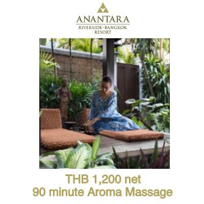Anantara Spa Exclusive Promotion