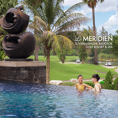 Le Meridien Suvarnabhumi, Bangkok Golf Resort & Spa