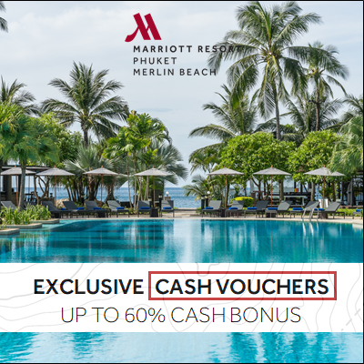 Phuket Marriott Resort & Spa, Merlin Beach (UP TO 60% OFF)
