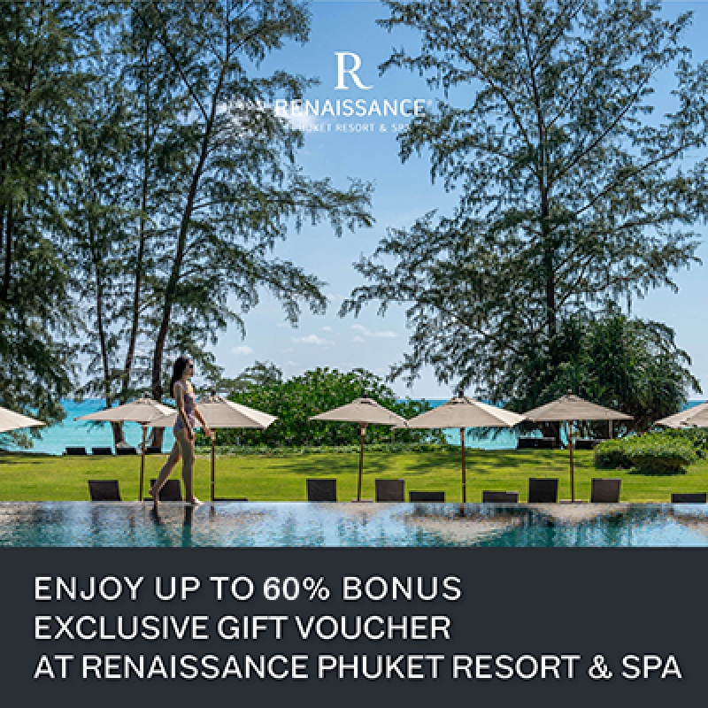 Renaissance Phuket Resort & Spa (UP TO 60% OFF)