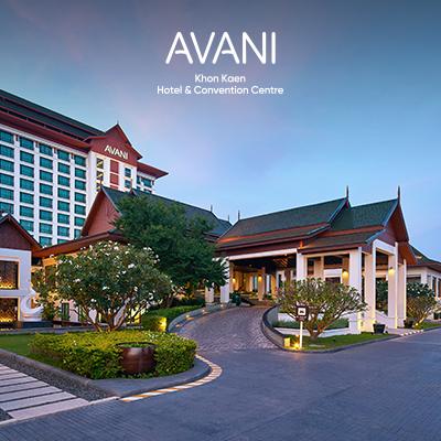 Avani Khon Kaen Hotel & Convention Centre   Save up to 40%   อวานี ขอนแก่น โฮเทล แอนด์ คอนเวนชั่น เซ็นเตอร์   ส่วนลดสูงสุดถึง 40%