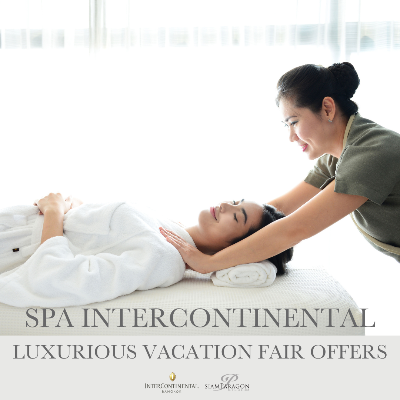 Luxurious Vacation Fair Offers | Spa InterContinental