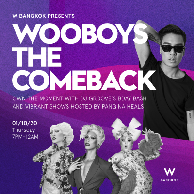 WOOBOYS THE COMEBACK