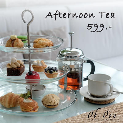 Ob - Oon Afternoon Tea