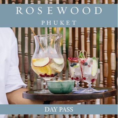 Rosewood Phuket Day Pass