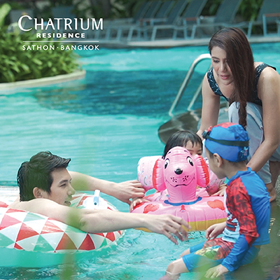 VALUE VOUCHER AT CHATRIUM RESIDENCE SATHON BANGKOK