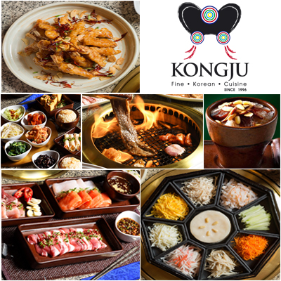 750 Baht Net | All You Can Eat | Kongju Korean Buffet